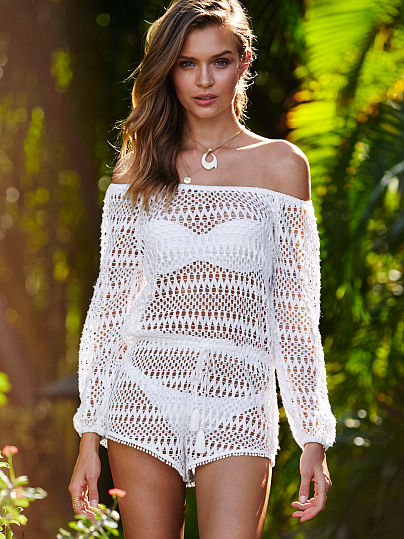 Новинка! Long-sleeve Cover-up Romper