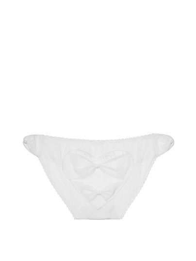 Новинка! Bridal Bow-back Cheekini Panty ID3459051