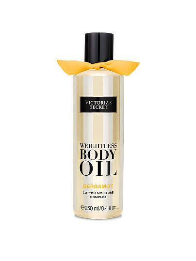 Новинка! Bergamot Weightless Body Oil