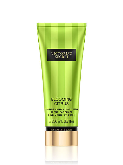 Новинка! Blooming Citrus Fragrant Hand & Body Cream
