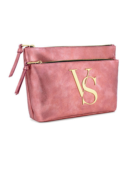 The VS Double Zip Bag