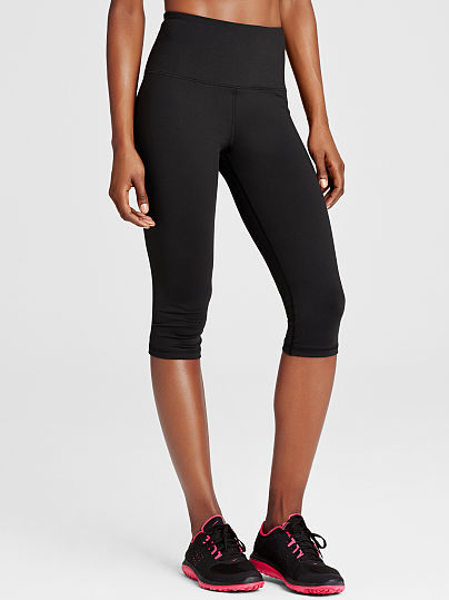 Knockout by Victoria's Secret High-rise Crop
