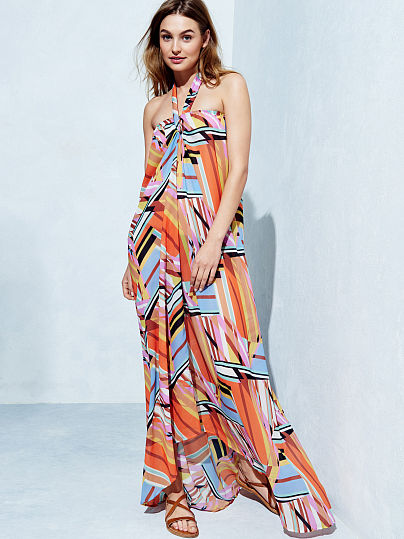 Drapey Cover-up Maxi