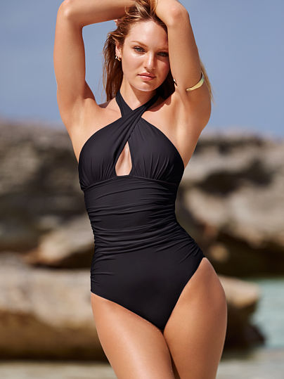 Wrap-front Shaping One-piece ID3421814