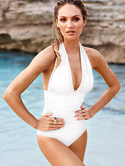 Halter Shaping One-piece ID3125534