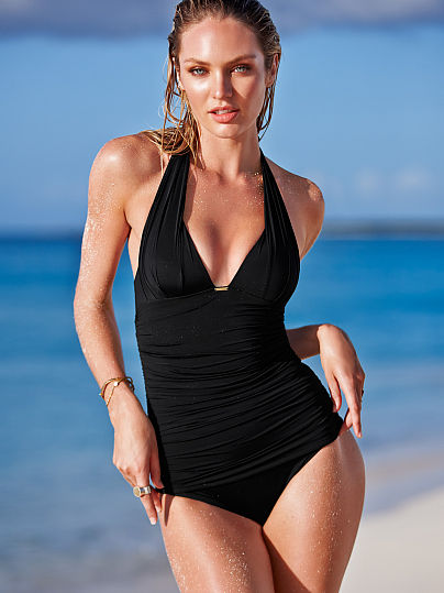 Draped Shaping Tankini ID3154494